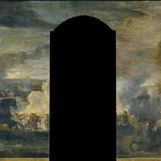 1678년 8월 14일 생 드니 드방 몽 전투