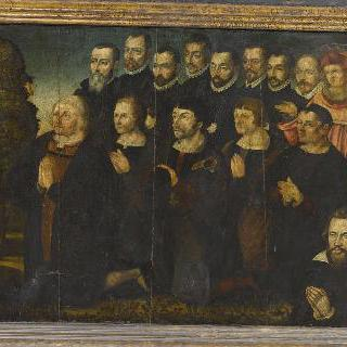 기도중인 평신도회