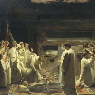 카타콤베의 순교자들