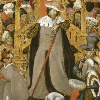 성 게오르기우스에 대한 지방 총독 다시앙의 판결