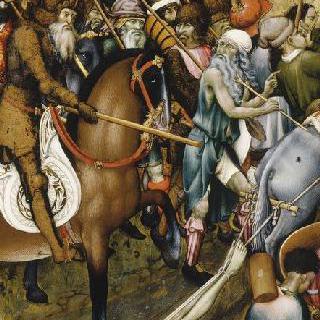 형벌장으로 끌려가는 성 게오르기우스
