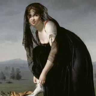 수스트라 부인의 초상
