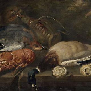 사냥과 어획 기념품