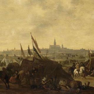 훌스트 도시의 점령 (1645년)