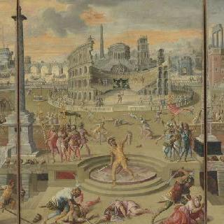 트리움비라트의 대학살