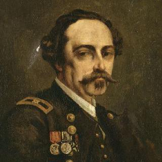 클루즈레 장군의 초상 (1823-1900)