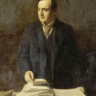 에드문드 다비스 (1862-1939), 수집가 및 후원자