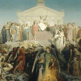 오귀스트 시대 : 예수 그리스도의 탄생