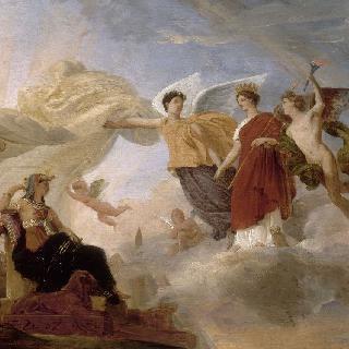 그리스의 고대 이집트의 베일을 벗기는 천재적 재능과 학습