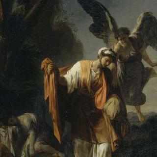 하갈과 천사