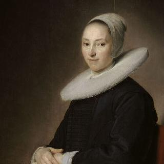 앉아있는 젊은 여인의 초상