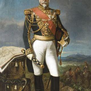 오귀스트 에티엔 레뇨 드 생 장 당젤리 장교 (1794-1870)