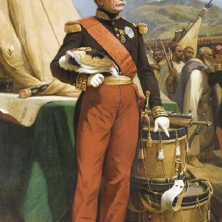 자크 루이 세자르 알렉상드르 랑동 장군 (1795-1871)