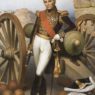 실뱅 샤를, 발레 백작, 프랑스 장교, 알제리 총책임자 (1773-1846)
