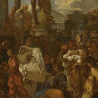 성 마틴의 기적