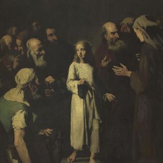 예수와 법의 박사들