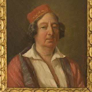 이폴리트 마리 기욤 드 로스니비낭 (1778-1850)의 초상, 황실 장군이자 백작