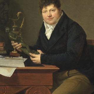 앙투안 앙드레 라브리오, 나폴레옹 1세의 청동 제조사