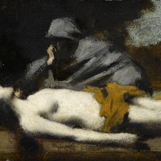에프라임의 성직자와 그의 죽은 부인