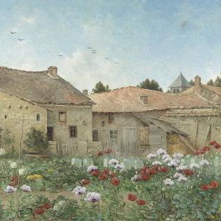 오메낭쿠르의 풍경 - 샹파뉴