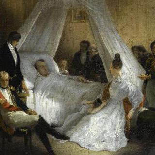 세인트헬레나 섬, 나폴레옹 1세의 죽음 1821년 5월 5일