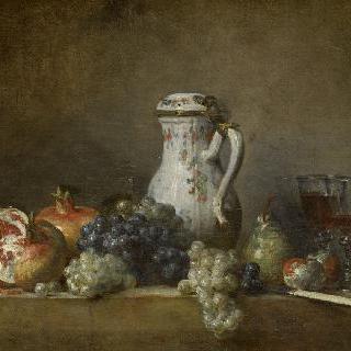 포도와 석류