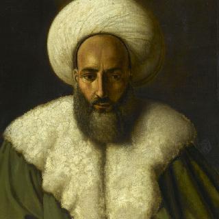 족장 모하메드 엘 마흐디의 초상 (-1814)