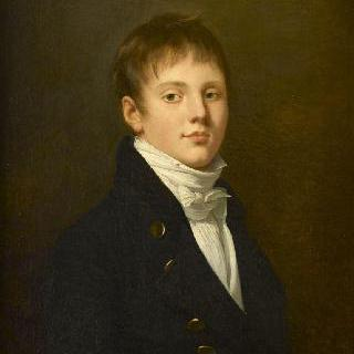 샤를 앙젤리크 프랑수아 위셰의 초상, 라 베두아이에르 백작 (1786-1830)