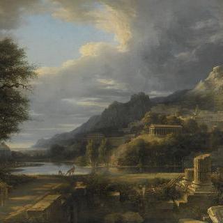 아그리장트의 고대 도시