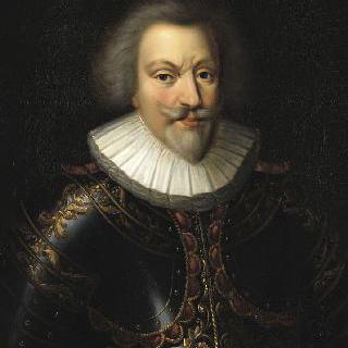 프랑수아 2세, 로렌과 바르 공작, 1625년 (1572-1632)