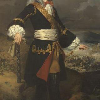 니콜라 카티나, 생 그라티앙의 영주 (1637-1712), 프랑스의 장교