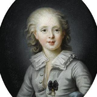 루이 앙투안 다르투아, 앙굴렘 공작 (1775-1844)