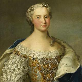 마리 조제프 드 삭스, 프랑스의 왕세자비, 1747년 (1731-1767)