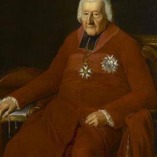 장 바티스트 드 벨루아, 파리 대주교, 1803년 (1709-1808)