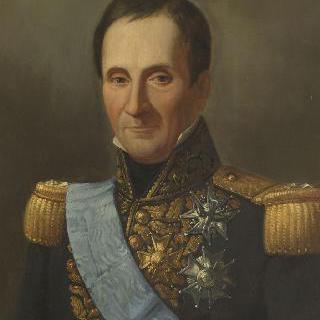 에두아르 자크, 뷔르그 미시에시 백작 (1756-1837), 해군 준장
