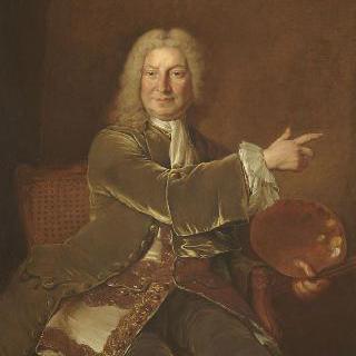화가, 로베르 르브락 투르니에르 (1662-1752)