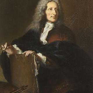 클로드 기 알레 (1652-1736), 화가