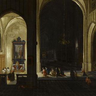 교회의 내부