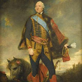 루이 필립 조제프 도를레앙의 초상, 샤르트르 공작, 이후 오를레앙 공작