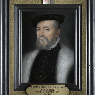 총사령관 안 드 몽모랑시 (1493-1567)