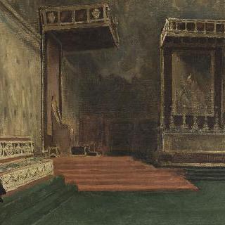 식스틴 예배당의 내부