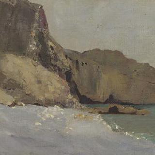 발리에르의 바위산, 루아양 부근