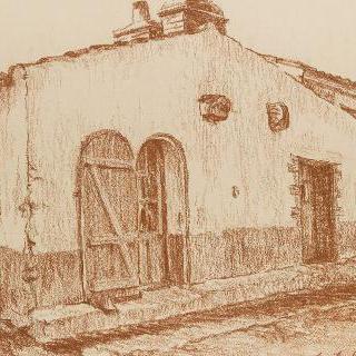 크루아 드 비의 낚시꾼의 집