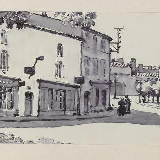 마을의 광장