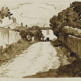 퐁트네 르 콩트의 라 폴리 언덕