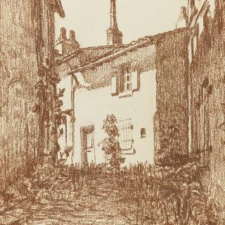 게르브 도르의 막다른 골목, 퐁트네 르 콩트