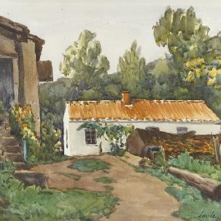 디에 지방의 흰색 집, 메르방 숲