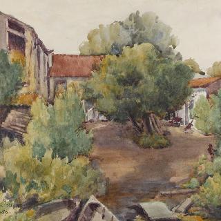 마조, 남부의 늪지대 녹색 베니스
