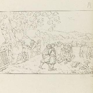 브르타뉴 사람들의 싸움