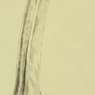 가구의 가로대 스케치